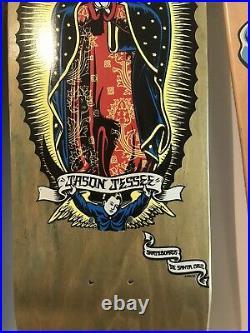 Santa Cruz Jason Jessee Guadalupe Nos Vintage Oldschool Skateboard