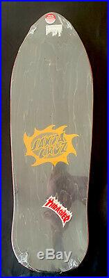 Santa Cruz Jason Jessee Sun God Embossed reissue Skateboard Deck New in Shrink