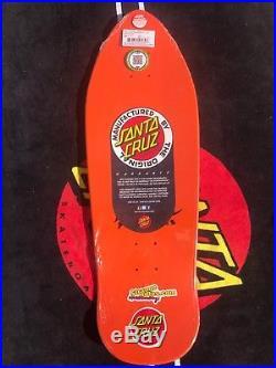 Santa Cruz Jason Jessee Sun God Orange Reissue