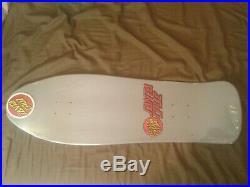 Santa Cruz Jason Jessee V8 Reissue Skateboard Deck 30 F-ing year- New in Shrink