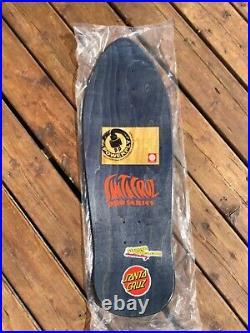 Santa Cruz Jason Jessee sungod reissue Skateboard Deck Powell peralta Bones