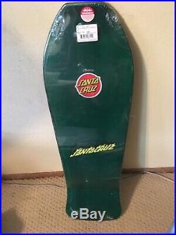 Santa Cruz Jeff Grosso Demon Skateboard Deck- Reissue