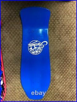 Santa Cruz Jeff Grosso Toybox Simpsons Reissue Skateboard