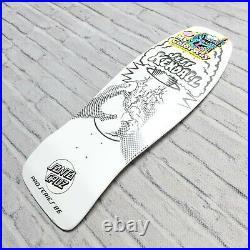 Santa Cruz Jeff Kendall End of the World My Colorway Skateboard Deck New Shrink