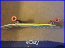 Santa Cruz Jeff Kendall complete skateboard