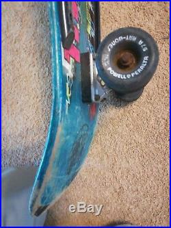 Santa Cruz Jeff Kendall complete skateboard Independent Trucks Rat Bone Wheels