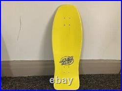Santa Cruz Jeff Kendall skateboard in mint condition