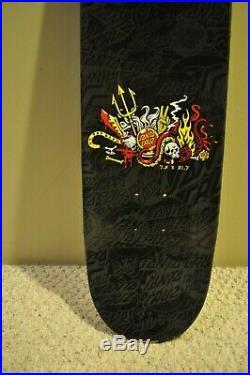 Santa Cruz Last Supper NEW Skateboard Deck Kendall Meek Jessee Roskopp Salba