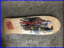 Santa Cruz Lil Wayne Slasher RARE
