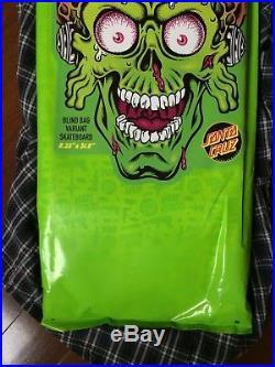 Santa Cruz Mars Attacks Blind Bag Skateboard Deck + Rude Dude Grip Tape