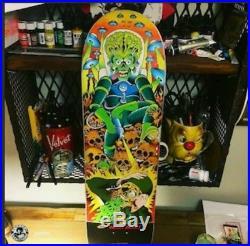 Santa Cruz / Mars Attacks Mystery Blind Bag Skateboard Deck