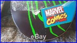 Santa Cruz Marvel Skateboard Deck Set of 8 Venom Thor Iron Man Spider-man Hulk