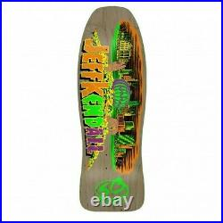 Santa Cruz Pumpkin Jeff Kendall 10.0 Reissue Skateboard Deck
