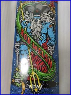 Santa Cruz ROB WELSH Jason Jessee neptune Shapede Skateboard Deck 7.7inch