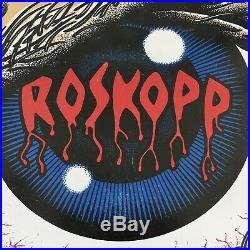 Santa Cruz Rob Roskopp Eye Skateboard Deck Reissue
