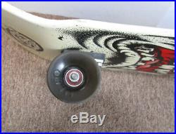 Santa Cruz Rob Roskopp Skateboards with Independent Trucks & OJ III Wheels