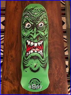 Santa Cruz Rob Roskopp skateboard deck
