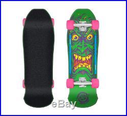 Santa Cruz Roskopp Face 9.5 Complete Skateboard