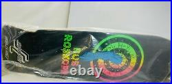Santa Cruz Roskopp Rob Target 1 Reissue Skateboard Deck