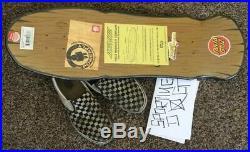Santa Cruz Roskopp Tiki Face ii Skateboard Deck New Jim Phillips