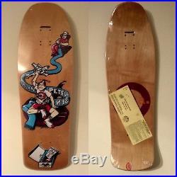 Santa Cruz/SMA Alan Petersen plane nos skateboard vintage oldschool