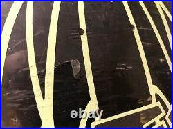 Santa Cruz SMA Natas Panther 3 10.5 GLOW IN THE DARK Reissue Skateboard Deck NEW