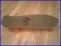 Santa Cruz SMA Santa Monica Airlines Natas Kaupas Reissue Complete Skateboard
