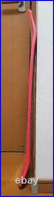 Santa Cruz Salba Witch D Reprint Pink Shaped Skateboard Deck 10.3inch