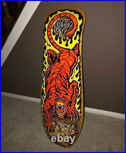 Santa Cruz Salba skateboard deck reissue