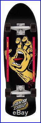 Santa Cruz Screaming Hand 9.42in x 31.88in 80's Skateboard Complete