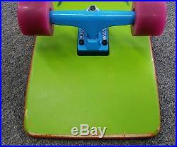 Santa Cruz Simpsons Bart Model Cruzer Skateboard (8.9 X 27-Inch)