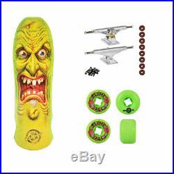Santa Cruz Skateboard Complete Roskopp Face Edmiston Premium Independent Build