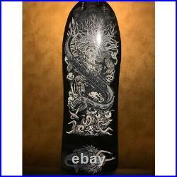 Santa Cruz Skateboard Deck Jason Jesse Neptune Unused item Imported from Japan