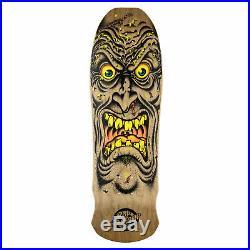 Santa Cruz Skateboard Deck Roskopp Face Reissue 9.5 (natural)