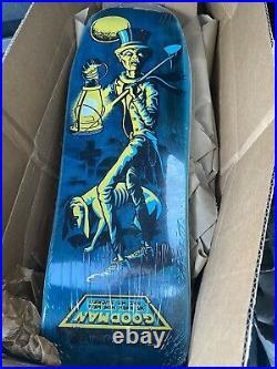 Santa Cruz Skateboard Goodman Rare 1 Off
