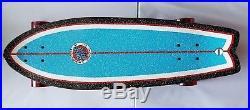 Santa Cruz Skateboard Original Land Shark Retro Shark Cruiser Complete New