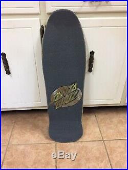 Santa Cruz Skateboard Rob Roskopp Face 2 Natas Kaupas Powell Peralta Tony Hawk
