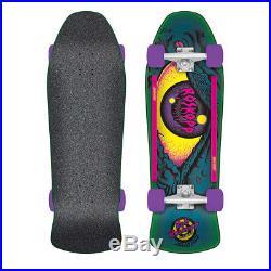 Santa Cruz Skateboard Roskopp Eye Fade 10 x 31.25 Old School Shape