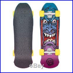Santa Cruz Skateboard Roskopp Face Fade 9.5 x 31 Old School Shape