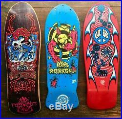 Santa Cruz Skateboard Roskopp Target