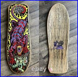 Santa Cruz Skateboard Salba Vintage
