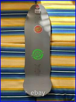Santa Cruz Skateboards Blacklight Set of 3 Reissue Roskopp Slasher Kendall Deck