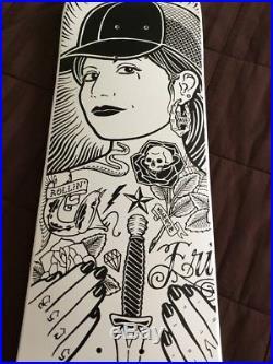Santa Cruz Skateboards Mike Giant-Eric Dressen Skateboard Deck