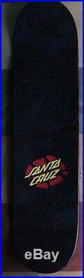 Santa Cruz Skateboards Street Creep (Powell Peralta Zorlac Fing Awesome Hawk)