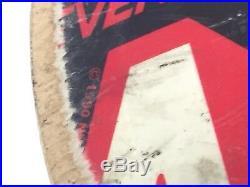 Santa Cruz Skateboards Tom Knox Everslick Skateboard Deck OG Vintage 1990