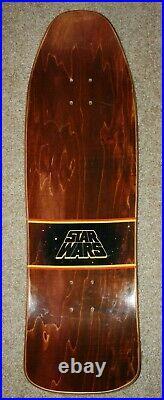 Santa Cruz Star Wars Rancor Scene Skateboard Deck 9.35 Unused