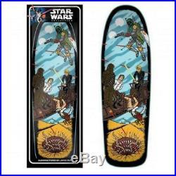 Santa Cruz Star Wars Sarlacc Pit Collectable 10.0 Skateboard Deck