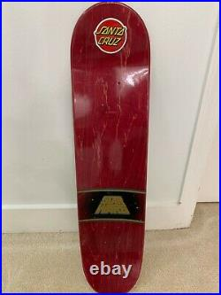 Santa Cruz Star Wars Skateboard Jabba's Palace Slave Leia