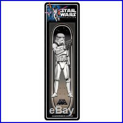 Santa Cruz Star Wars Stormtrooper Collectible Skateboard Deck Limited Ed