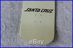 Santa Cruz Steve Olson reissue skateboard